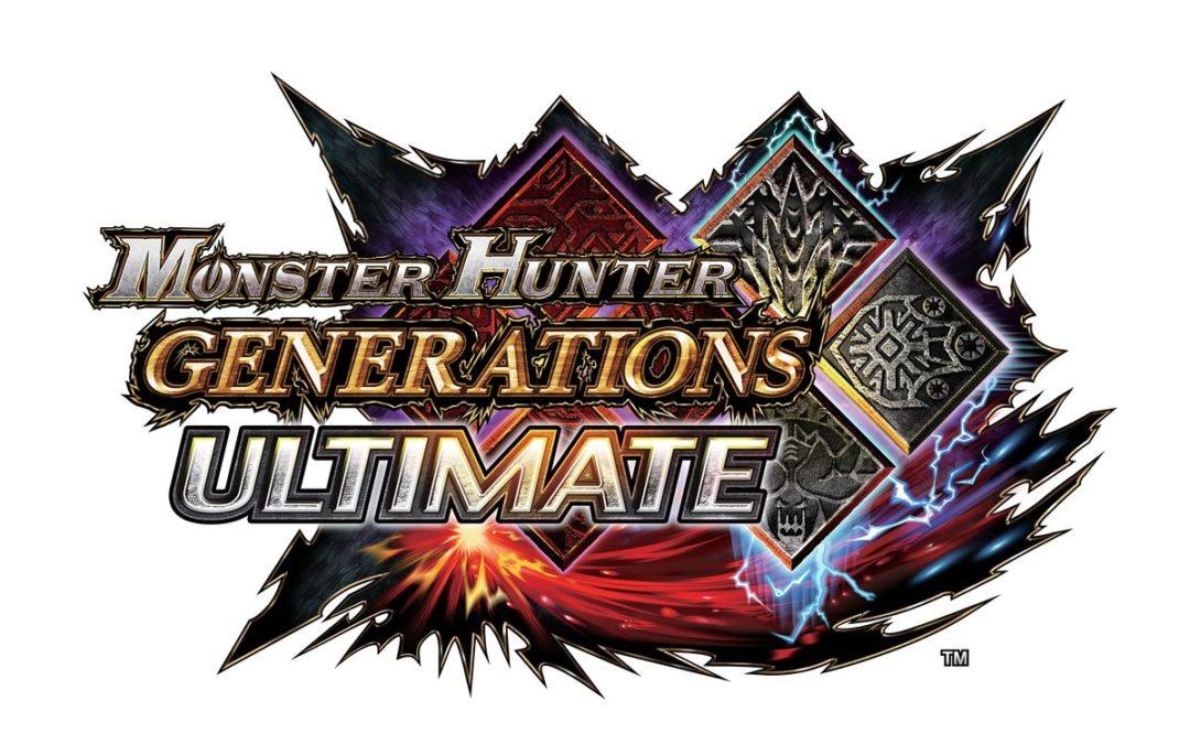 Monster Hunter Generations Ultimate a la venta en Switch el 28 de agosto