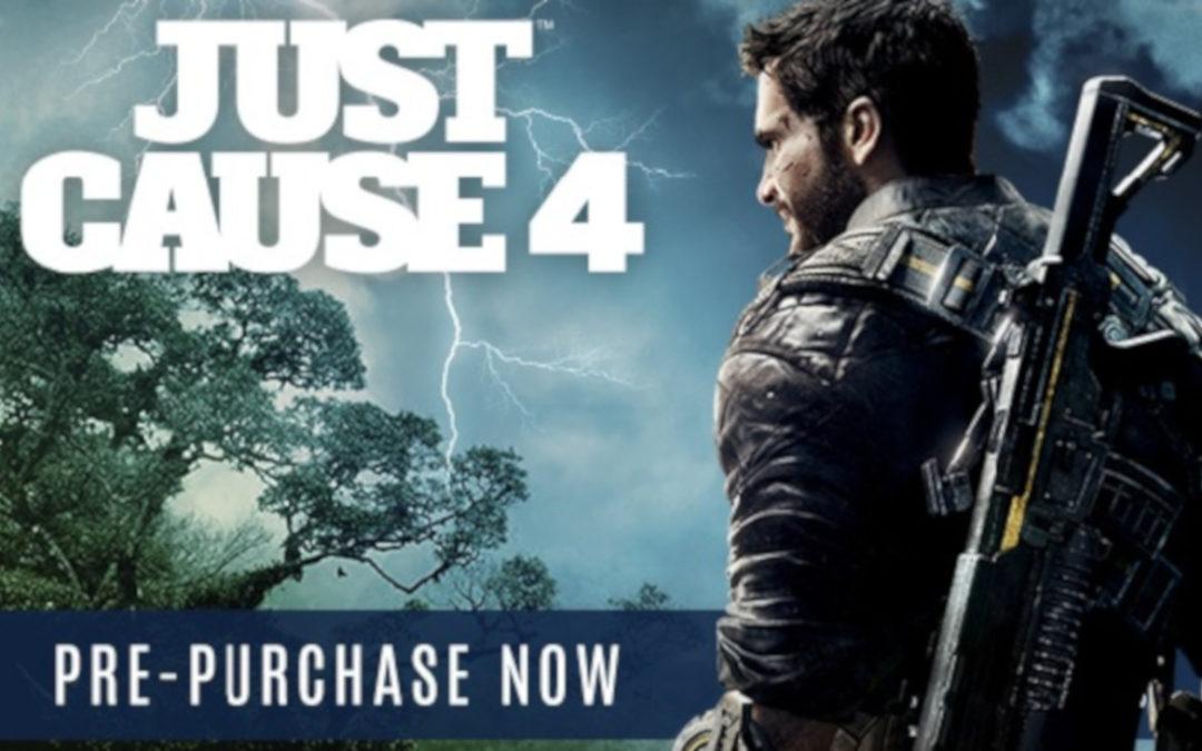 Just Cause 4 ¿filtrado? Aparece una imagen en Steam