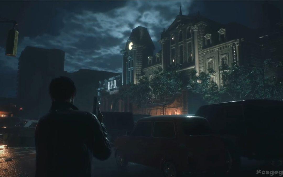 [E3 18] Gameplay de Resident Evil 2