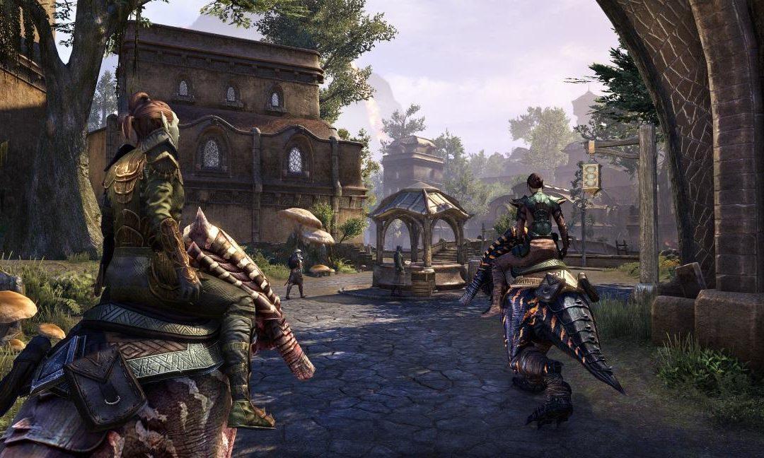 La traducción no oficial de The Elder Scrolls Online está completa al 66%