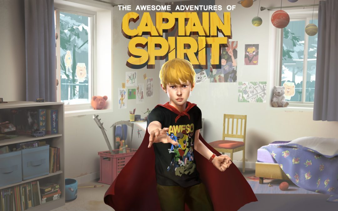 Análisis The Awesome Adventures of Captain Spirit