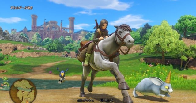 Dragon Quest XI tendrá contenido exclusivo en Switch