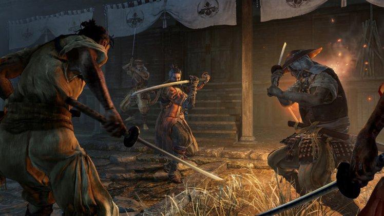 Sekiro: Shadows Die Twice será un juego de aventura no un RPG (sin clases, ni atributos)