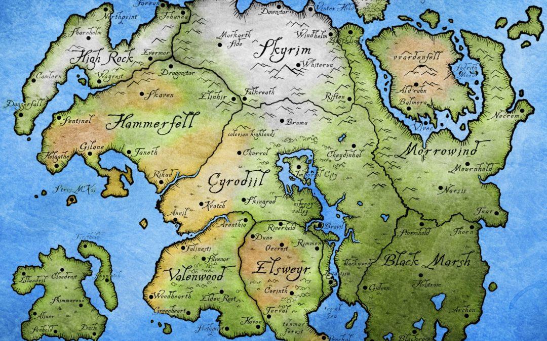 The Elder Scrolls Online: Summerset, ¿Próxima parada?