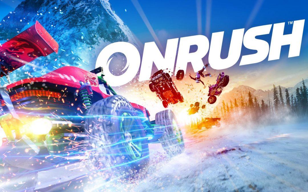 Prueba gratis Onrush en PS4 este fin de semana