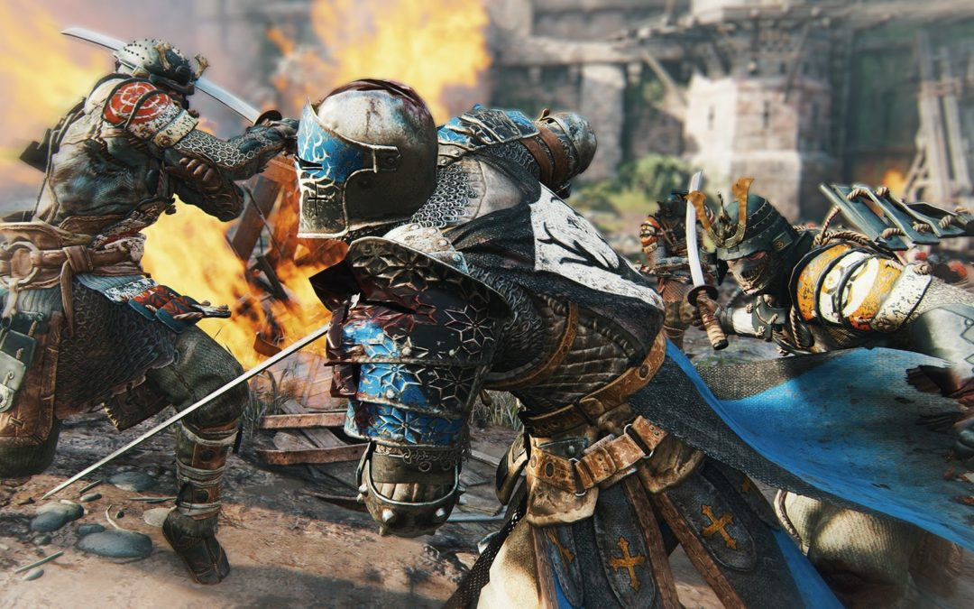 For Honor supera la barrera de los 10 millones de usuarios registrados