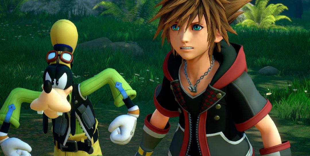 Kingdom Hearts III durará 80 horas