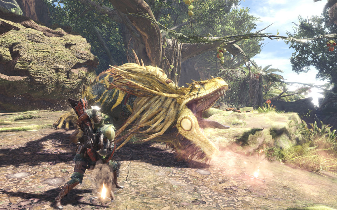 Monster Hunter World vende 8,3 millones de unidades, y en Capcom lo celebran