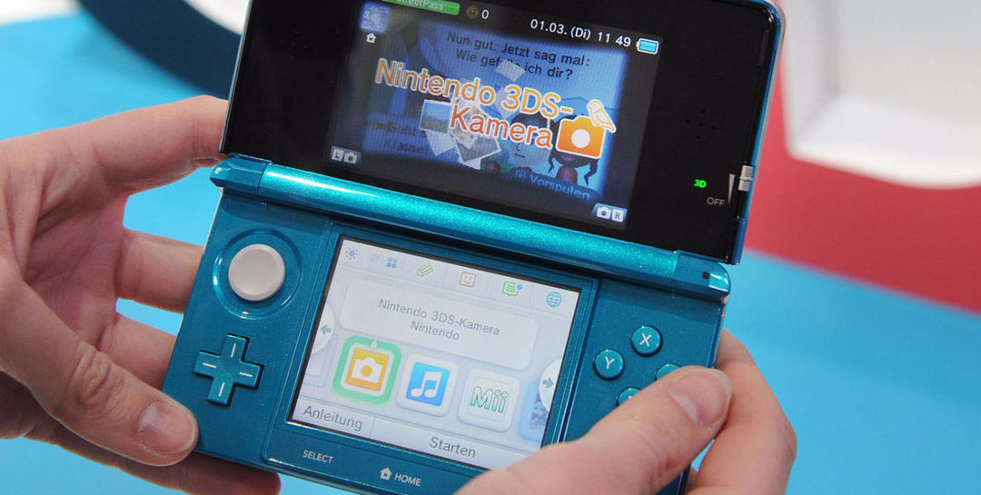 La familia Nintendo 3DS baja en ventas, pero solo en Japón