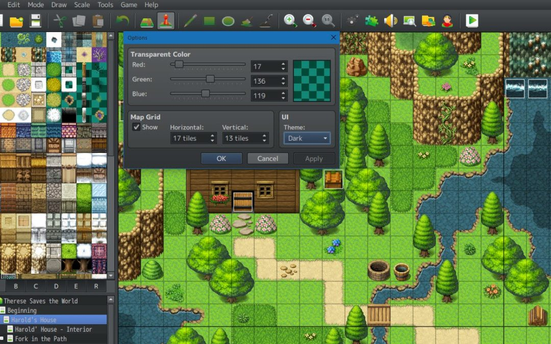 Anunciado RPG Maker MV para Switch, PS4 y One, saldrá a la venta en 2019