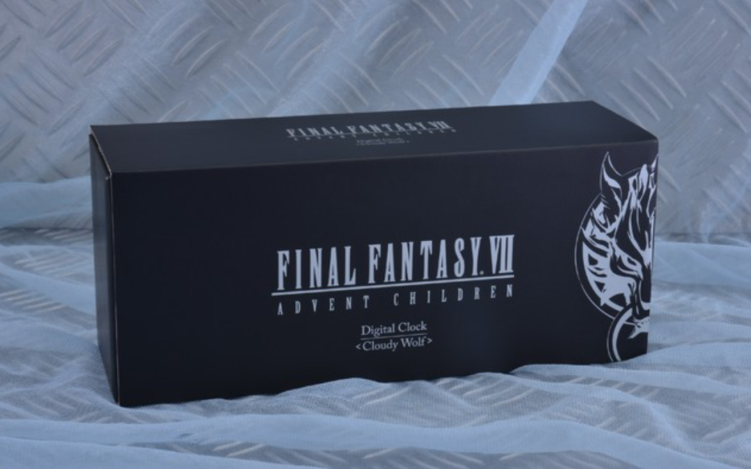 Reloj de Final Fantasy VII Advent Children