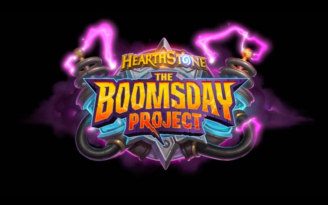 The Boomsday Project: Blizzard desvela su nueva expansión de Hearthstone