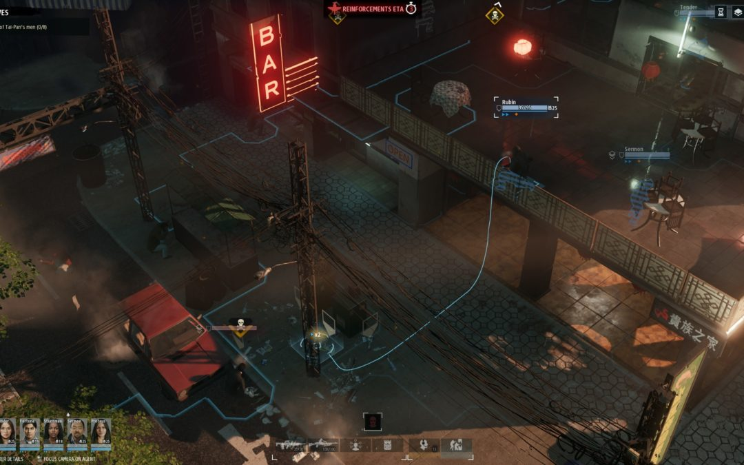 El espionaje táctico de Phantom Doctrine se juega este agosto