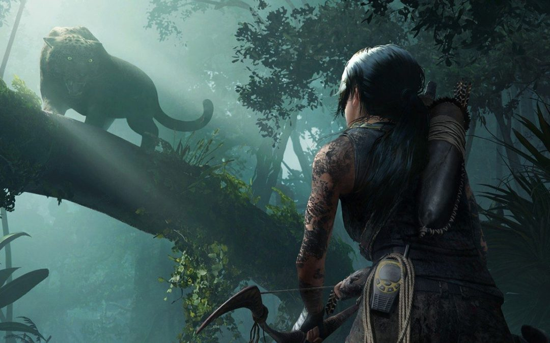 Avance Shadow of the Tomb Raider