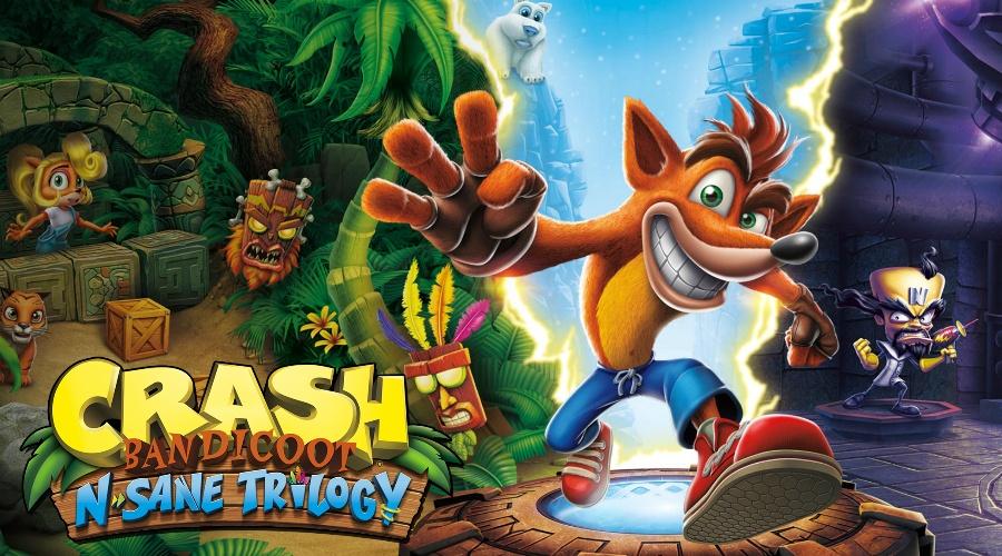 Análisis Crash Bandicoot N. Sane Trilogy