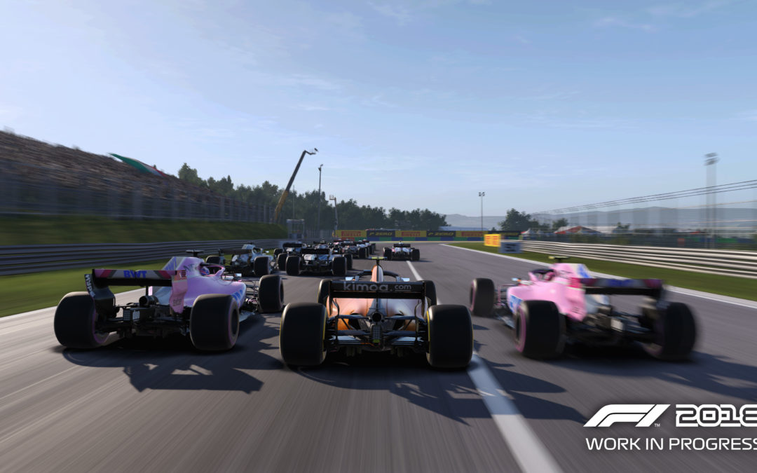 Requisitos mínimos y recomendados del F1 2018 para PC