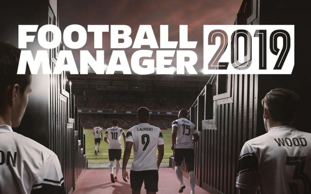 Football Manager 2019, anunciado para el 2 de noviembre
