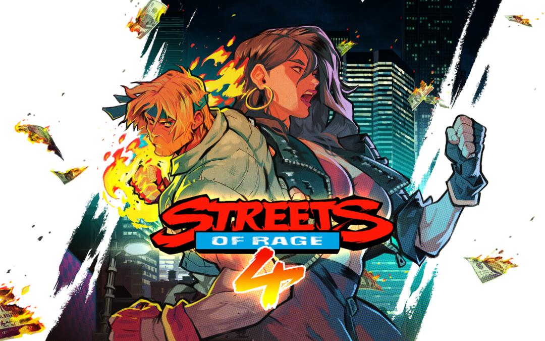 Streets of Rage 4 anunciado