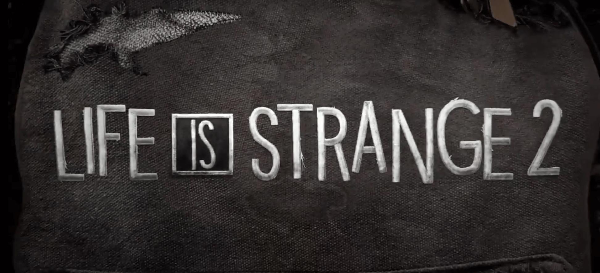 Vídeo con gameplay de Life Is Strange 2