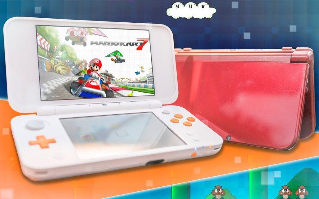 Nintendo 3DS recibe la actualización 11.8.0-41 con mejoras en la estabilidad