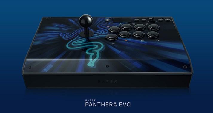 Anunciado el nuevo el stick de Razer, el Panthera Evo