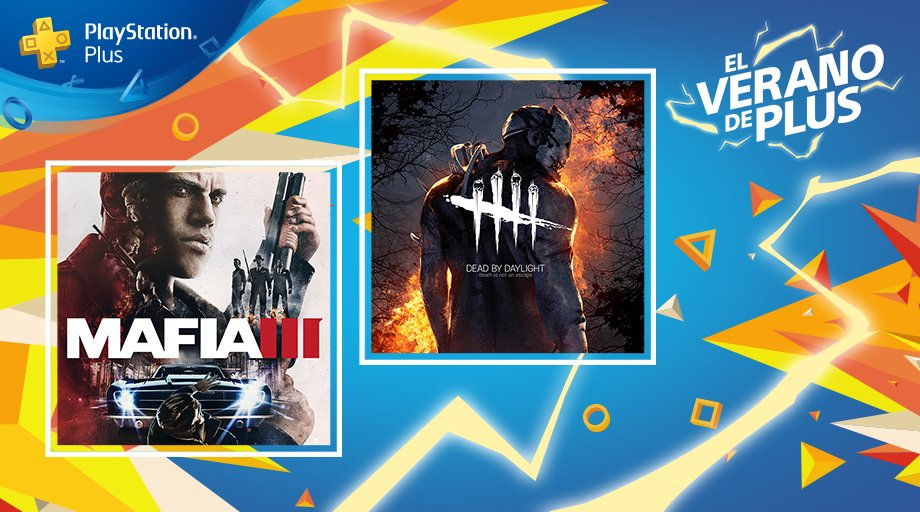 Mafia III, Death by Daylight y Here They Lie entre los juegos del plus para agosto