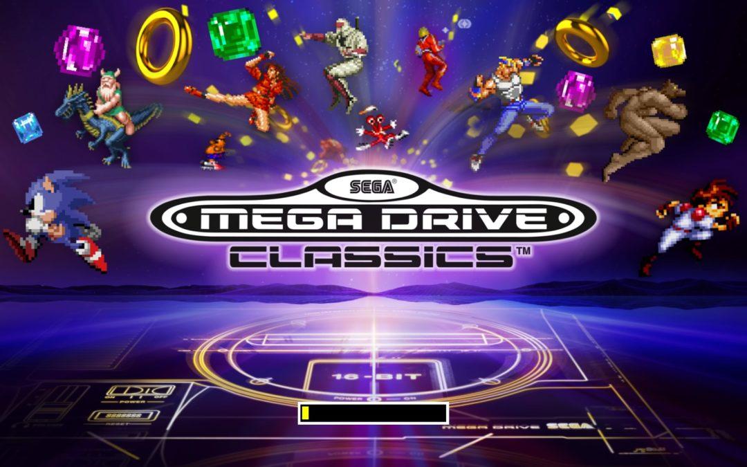 Análisis SEGA Mega Drive Classics