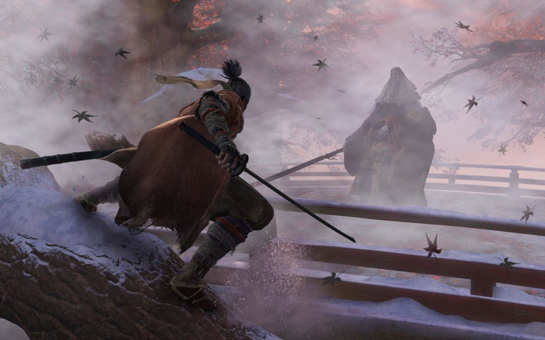 Gameplay de Activision para Sekiro: Shadows Die Twice
