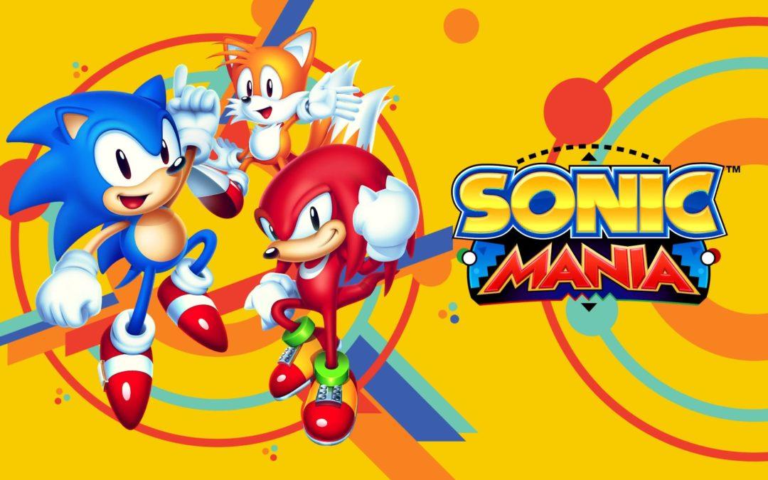 Análisis Sonic Mania Plus