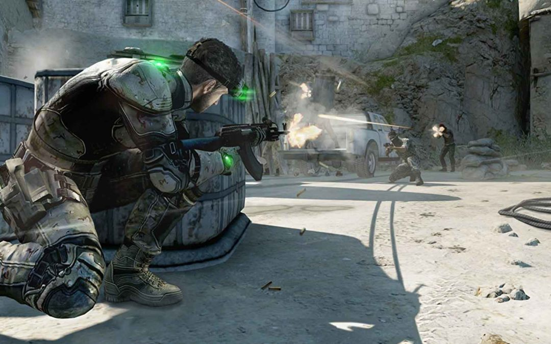 Splinter Cell: Double Agent y Blacklist ya son retrocompatibles con Xbox One