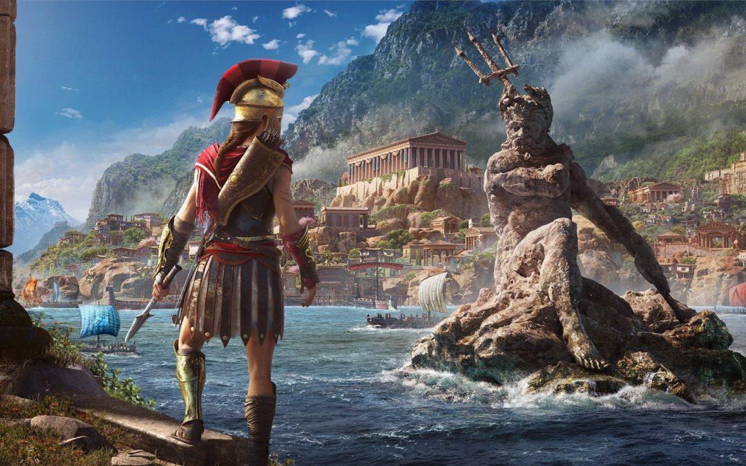 5 minutos de gameplay de Assassin's Creed Odyssey