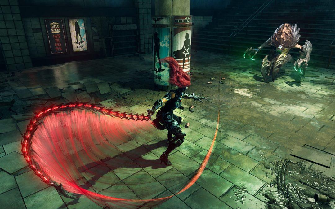 Darksiders III se deja ver en la Gamescom con un extenso gameplay