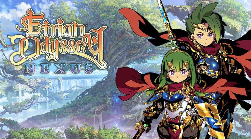 Anunciado Etrian Odyssey Nexus para Nintendo 3DS