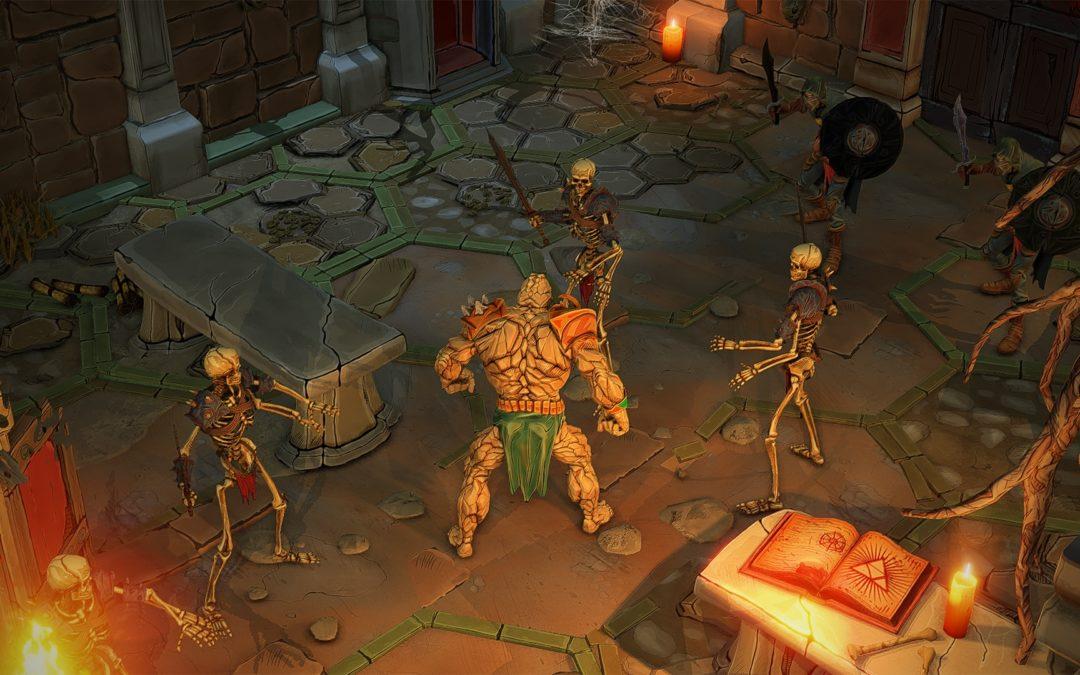 Gloomhaven: el Baldur´s Gate de los juegos de mesa llega a PC