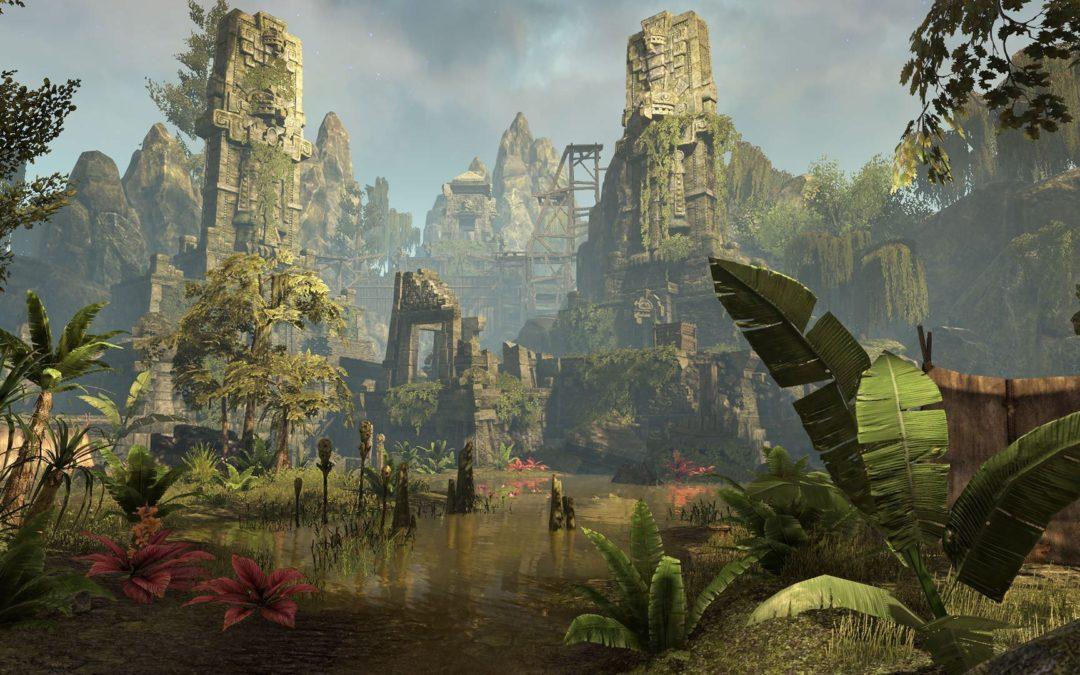 The Elder Scrolls Online y sus futuros contenidos: Wolfhunter y Murkmire