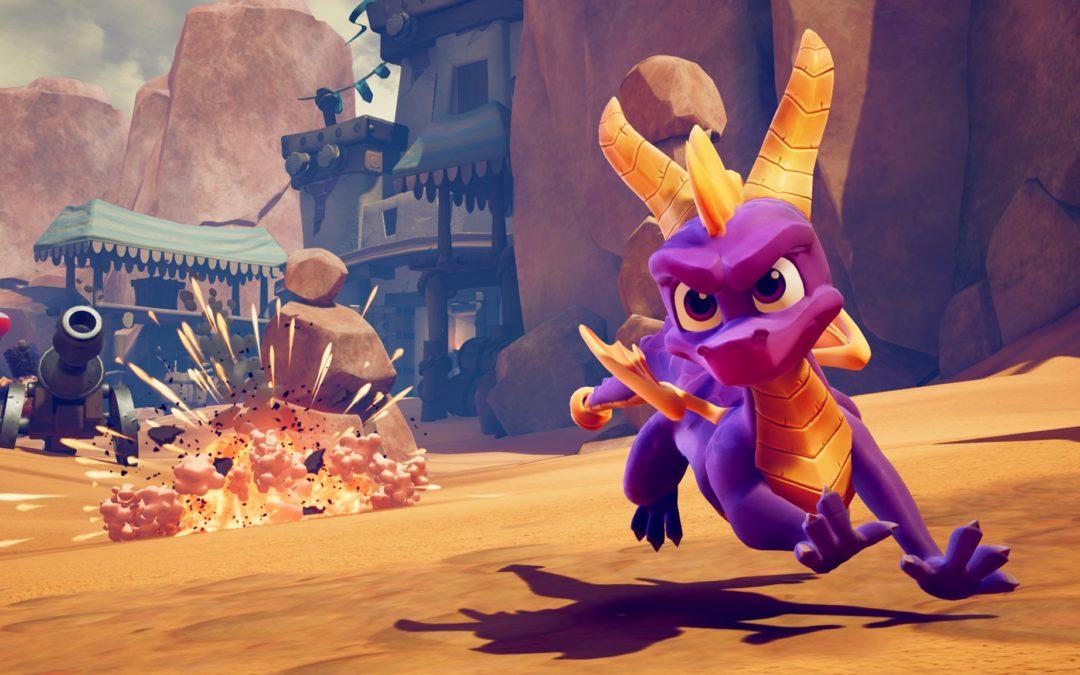 Más de GamesCom: Call of Cthulhu, trilogía Spyro, Battlefield V, Horizon 4 y A Plague Tale: Innocence
