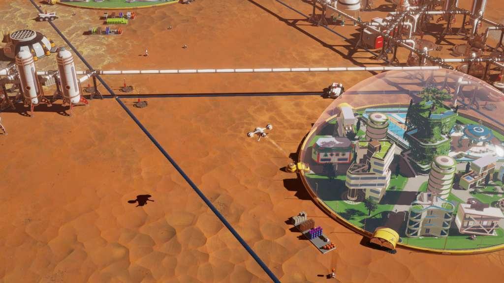 Dos nuevas actualizaciones llegan a Surviving Mars: modo creativo y más dificultad