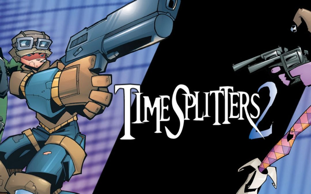 Koch Media se hace con Timesplitters y Second Sight
