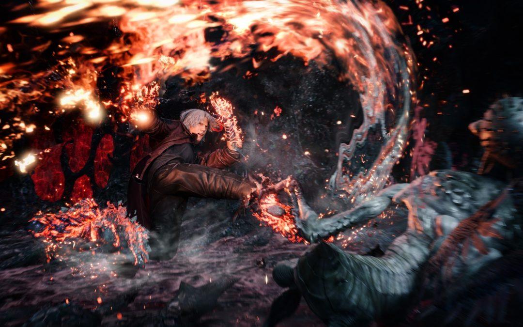 Resident Evil 2 y Devil May Cry 5 en Tokyo Game Show