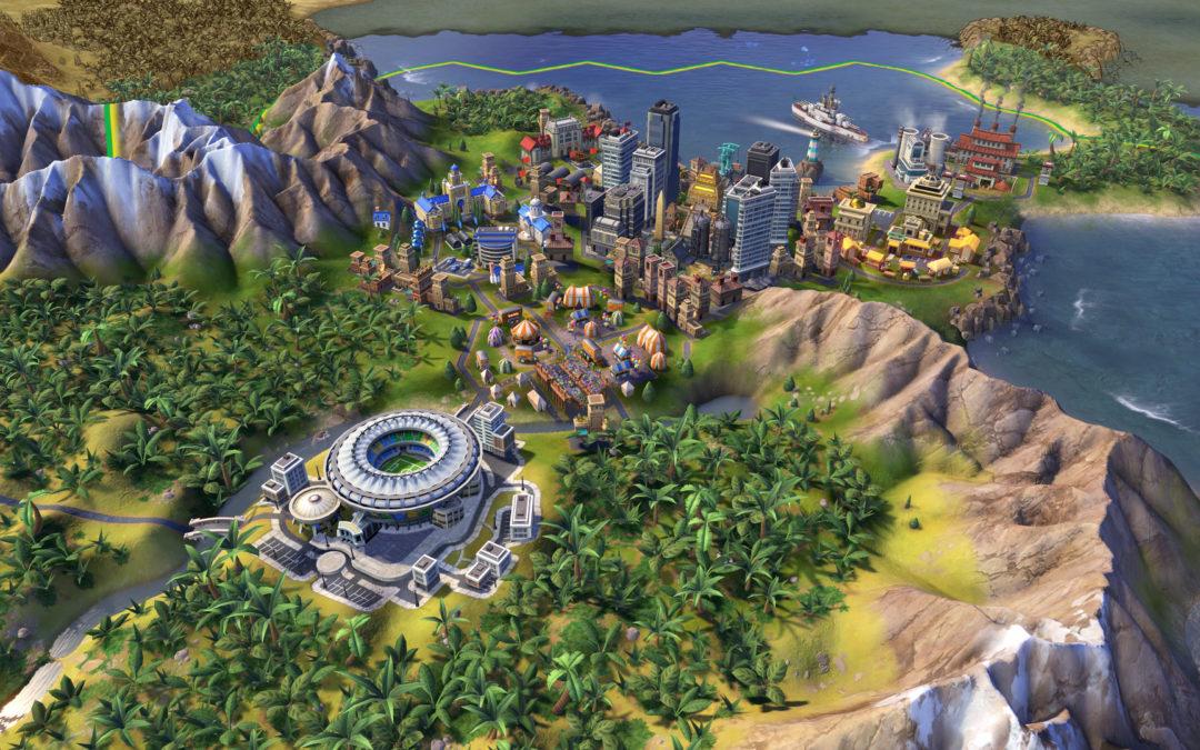 Civilization VI anunciado para Nintendo Switch, e incluirá gran parte de los DLC originales
