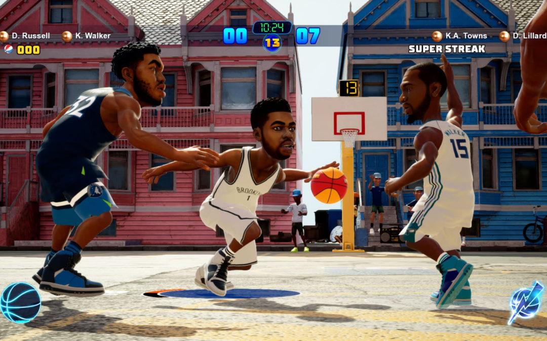 NBA 2K Playgrounds 2 confirma su lanzamiento para el 16 de octubre