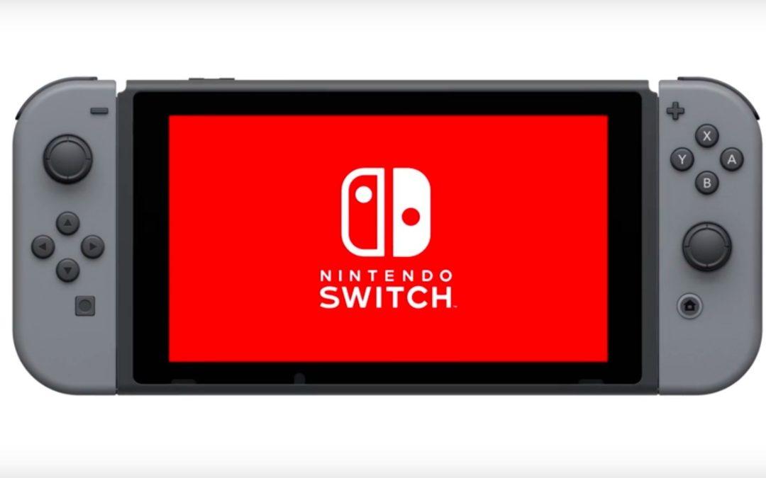 El firmware 6.0.0 de Nintendo Switch se lanzará el 18 de septiembre