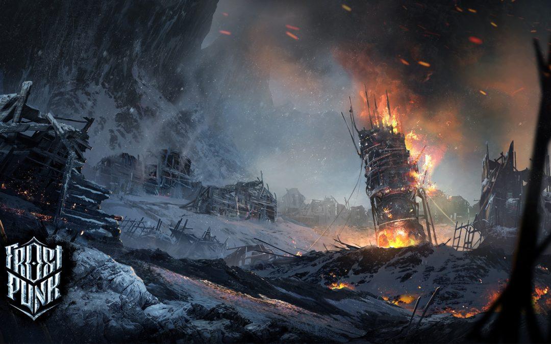 Frostpunk se actualiza con su expansión gratuita: Fall of Winterhome