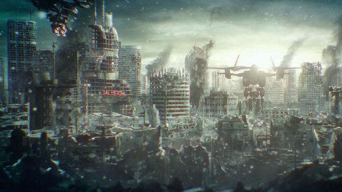 Left Alive se siente como una mezcla de Front Mission y Metal Gear