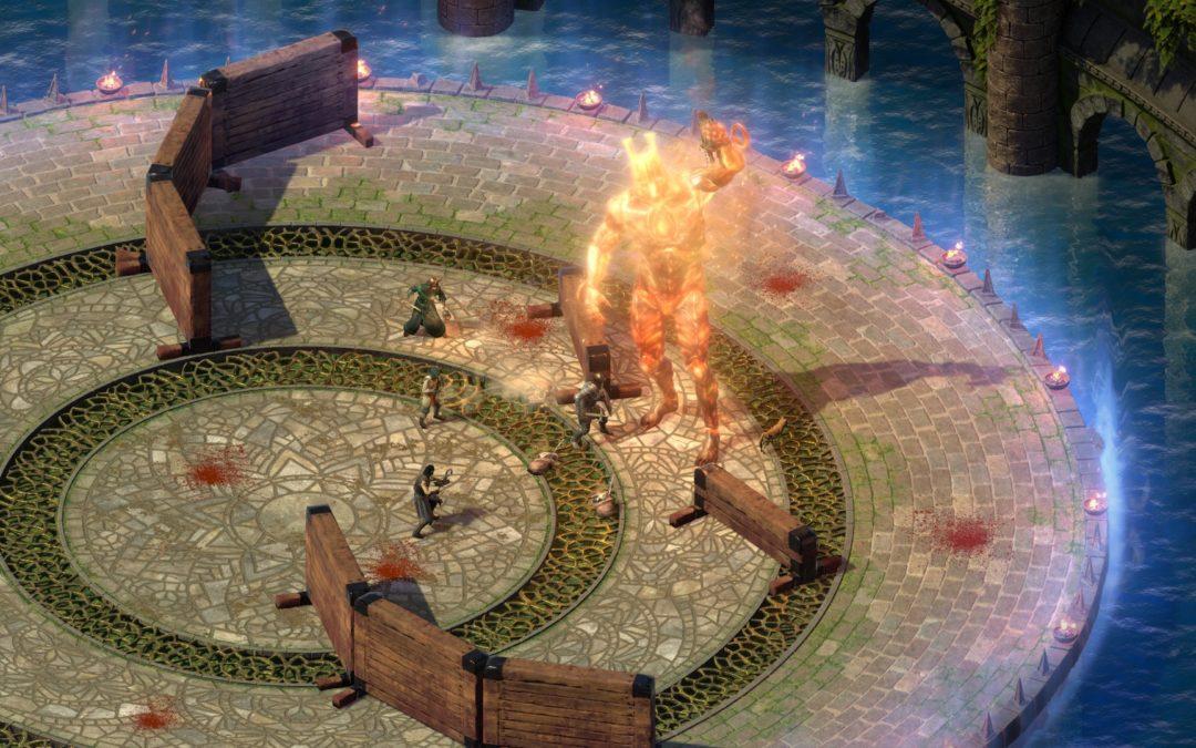 El combate se vuelve el protagonista en Pillars of Eternity 2: Seeker, Slayer, Survivor