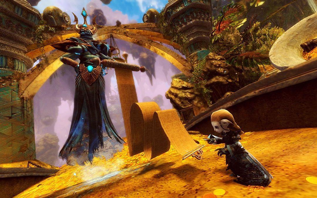 Guild Wars 2 añade una nueva raid y más opciones de housing en su última actualización