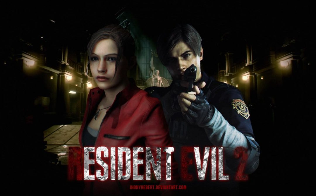 Impresiones Resident Evil 2 (MGW 18)