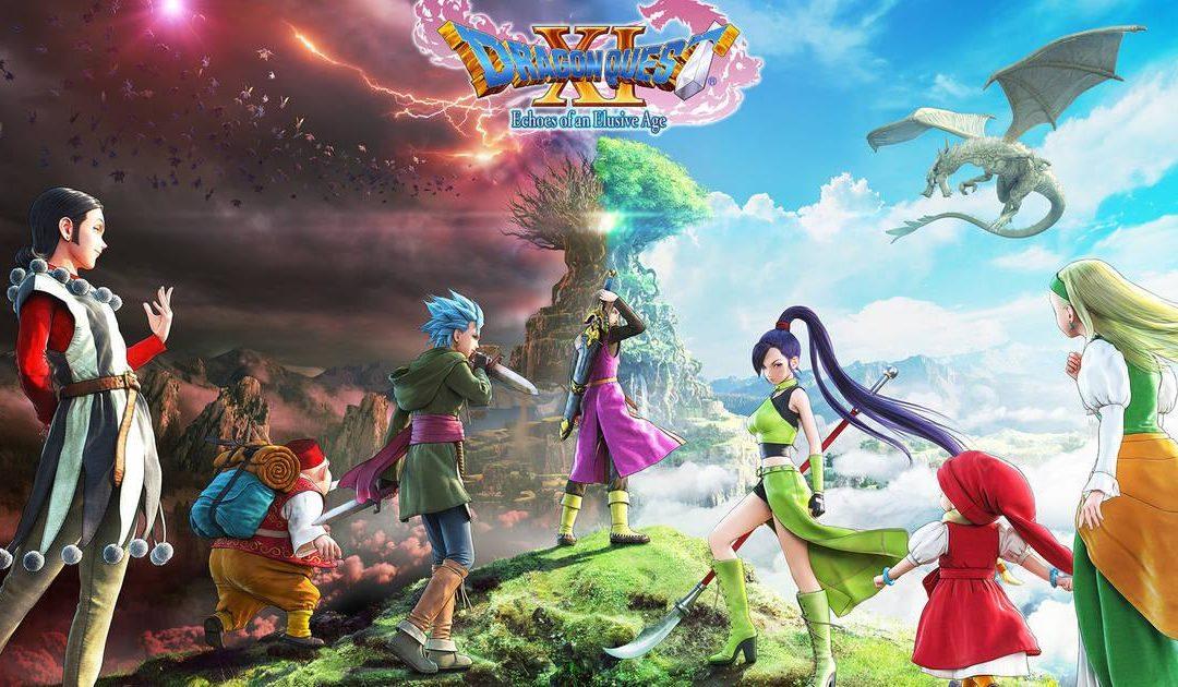"""Dragon Quest XI S: """"Todavía tardará un tiempo"""""""