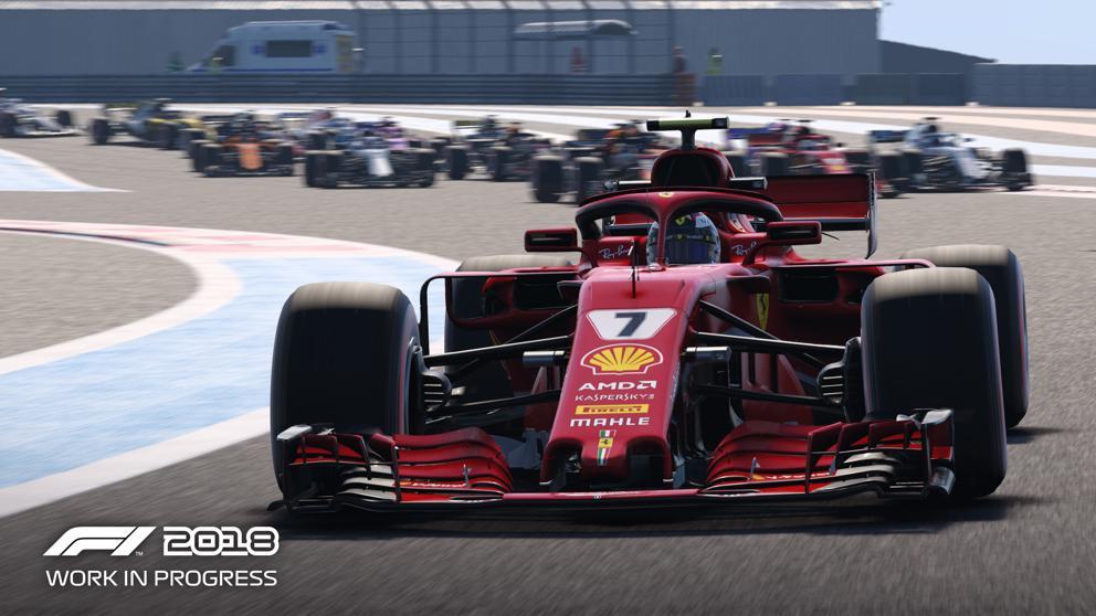 Análisis F1 2018
