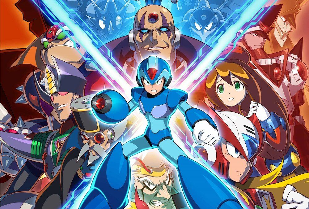 Análisis Megaman X Legacy Collection
